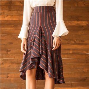 Moon River High Low Skirt
